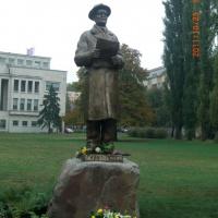 Vasa Stajić, Novi Sad, visina 2,5m